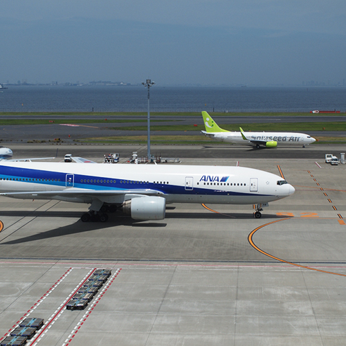 Sweet home Tokyo 52 羽田空港_a0003650_21261346.jpg