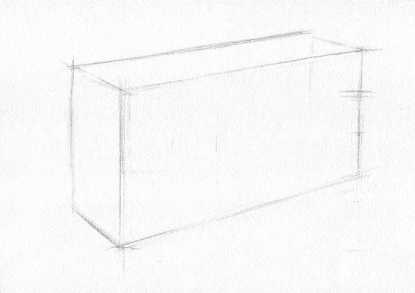 形を正確に再現するーその⑴レンガ(後半)_f0227963_17362477.jpg