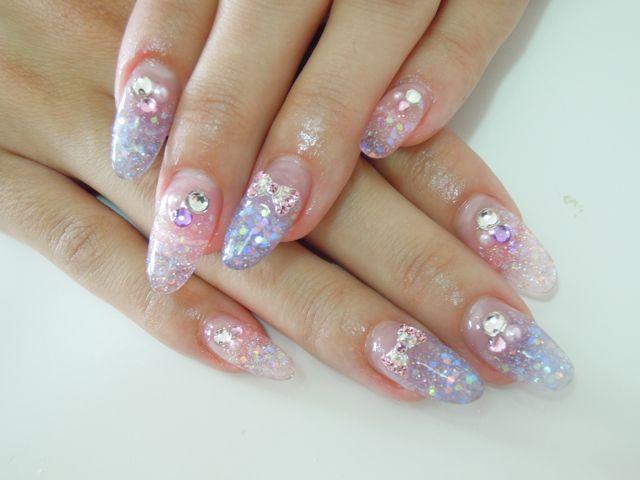 Pink Nail_a0239065_1319683.jpg