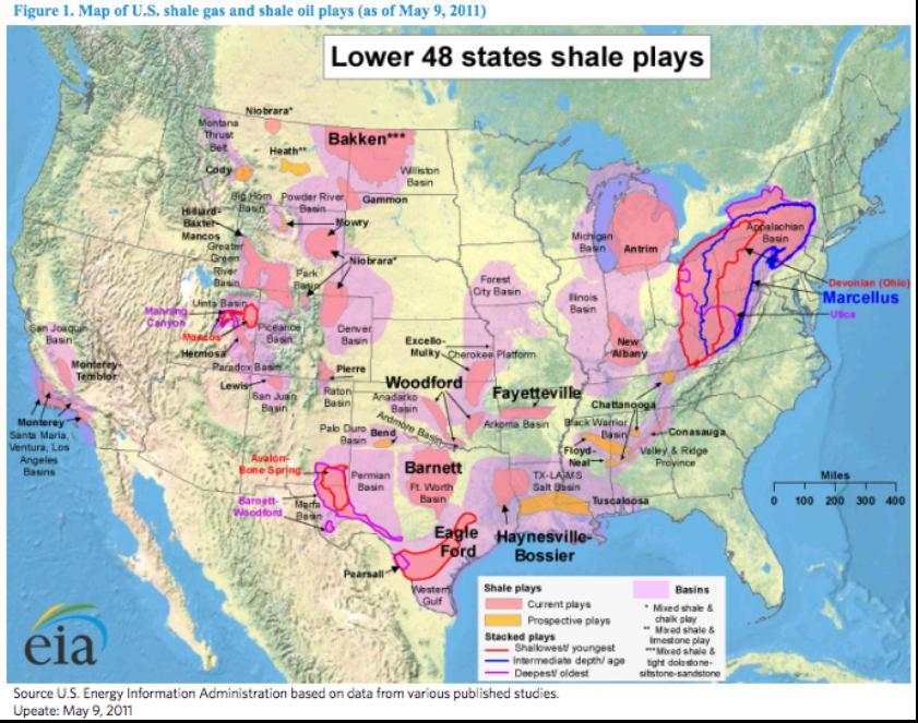 日本のエネルギー戦略(その2) シェールガス・オイルに湧くアメリカだが_b0085879_20283180.jpg