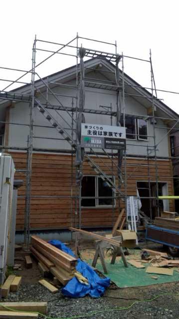 O様邸「南通り築地の家」 工事中です。_f0150893_18251160.jpg