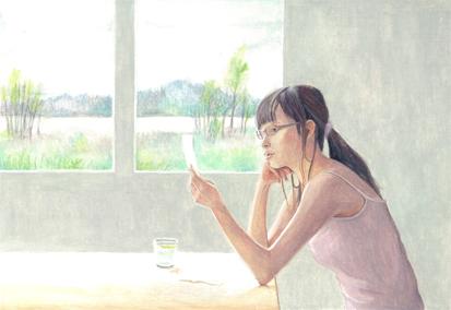 2012/7/25-30  レモンとそばかす~夏がくると思いだすこと~ [はるみるく] _e0091712_1031616.jpg