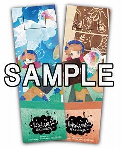 志方あきこ New Concept Mini-Album『ライラニア』 初回限定盤/通常盤発売!_e0025035_12365344.jpg