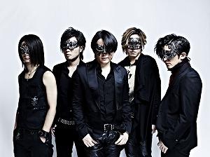"""謎の覆面バンド""""3minuits""""、話題のパチンコ新機種のテーマソング!_e0025035_15534095.jpg"""