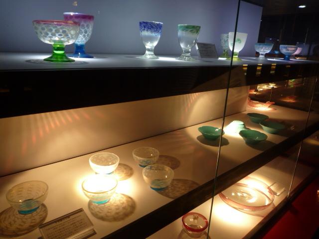 道後ぎやまんガラス美術館へ。_f0181251_16154252.jpg