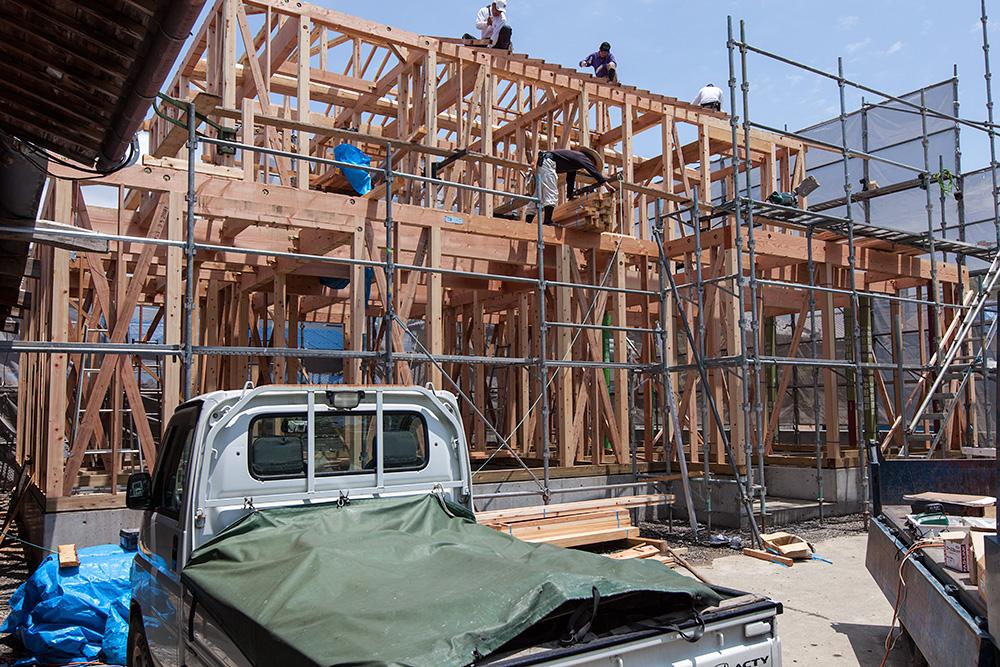 木造2階建て風通しのいい家 〜その2〜_a0163962_10124913.jpg