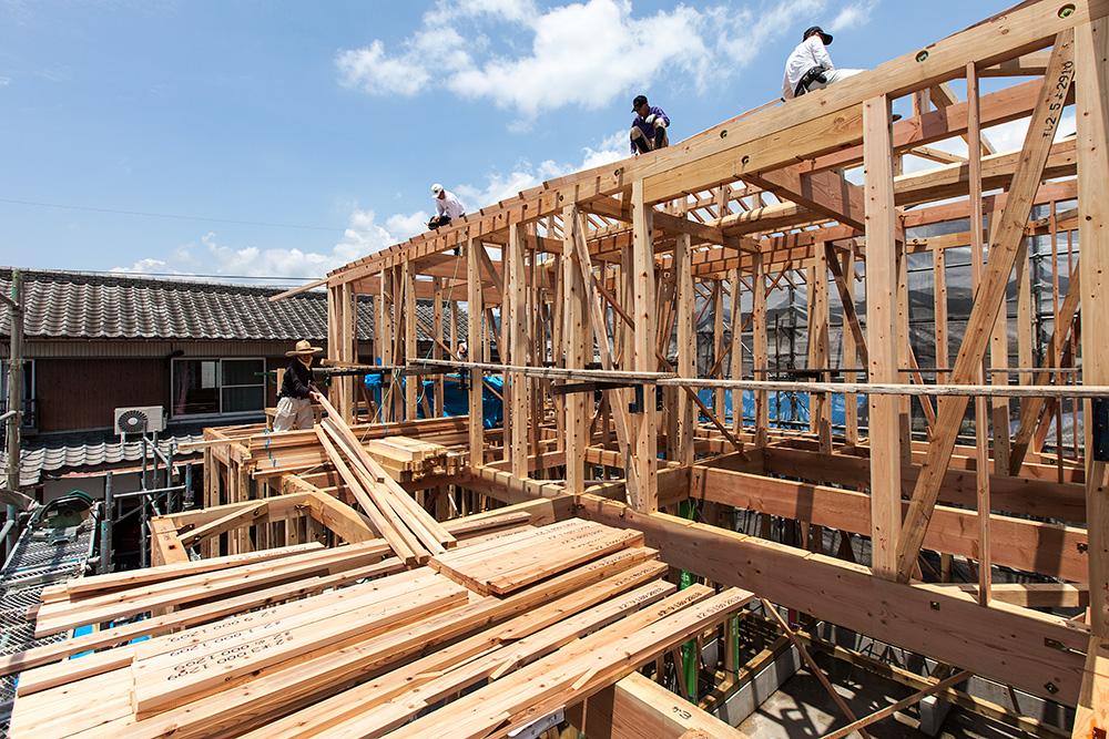 木造2階建て風通しのいい家 〜その2〜_a0163962_10124938.jpg