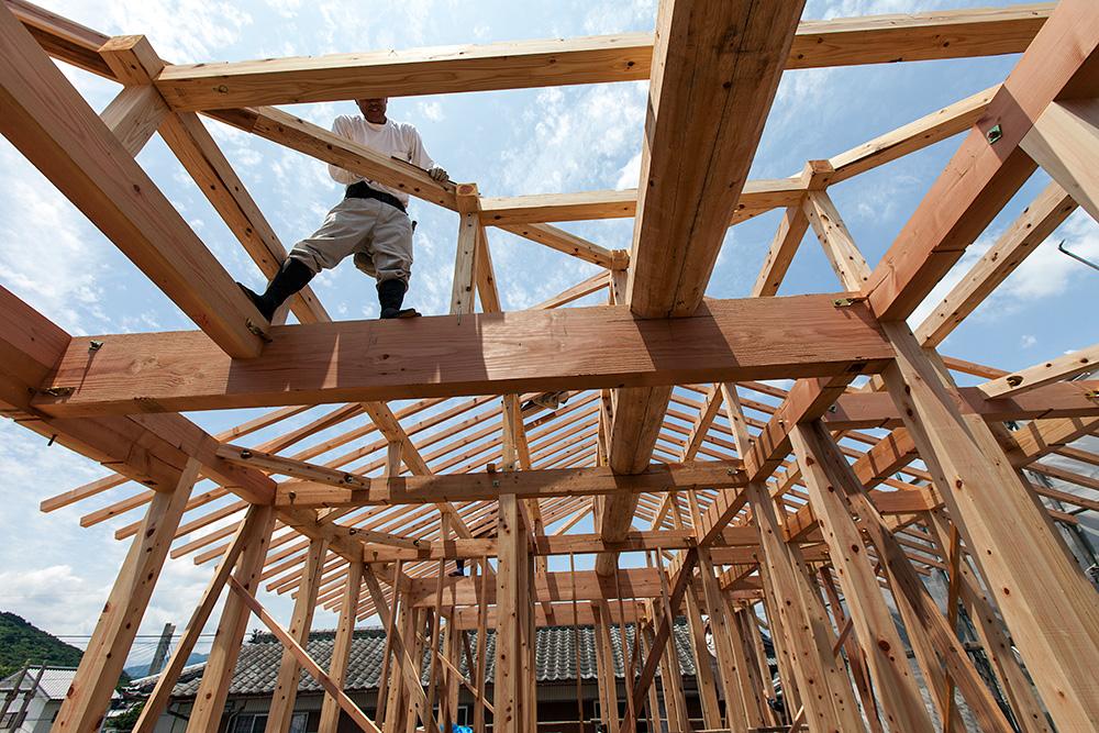 木造2階建て風通しのいい家 〜その2〜_a0163962_10125027.jpg