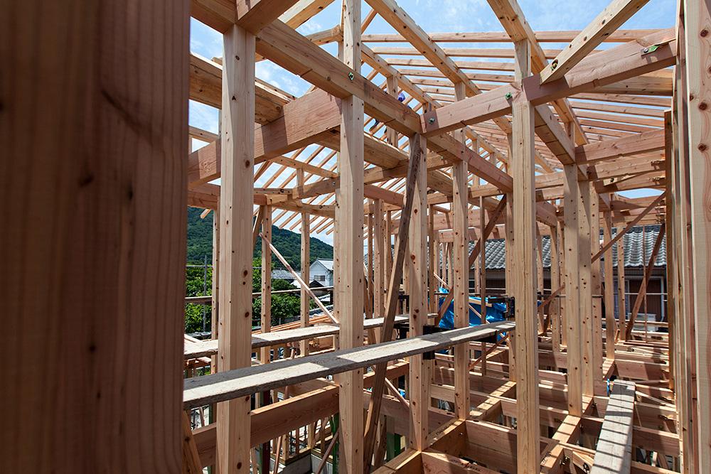 木造2階建て風通しのいい家 〜その2〜_a0163962_1012508.jpg