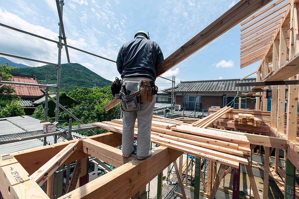 木造2階建て風通しのいい家 〜その2〜_a0163962_101301.jpg