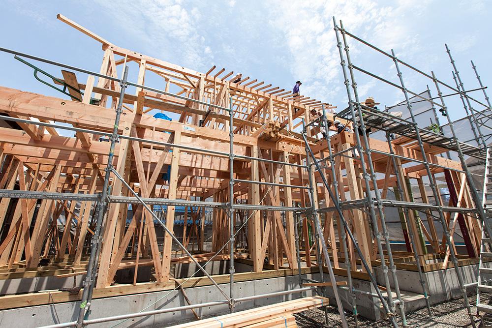 木造2階建て風通しのいい家 〜その2〜_a0163962_1013134.jpg
