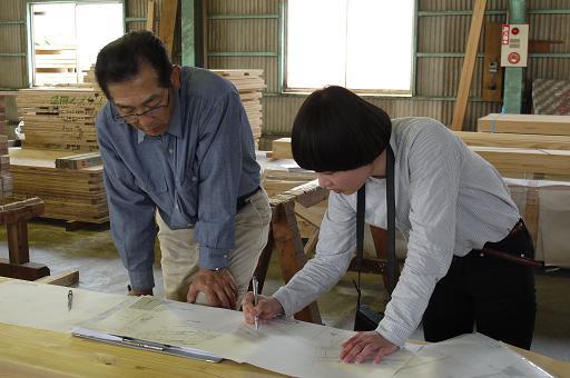 「浜松・彩庵」 構造編2!_b0111173_14432545.jpg