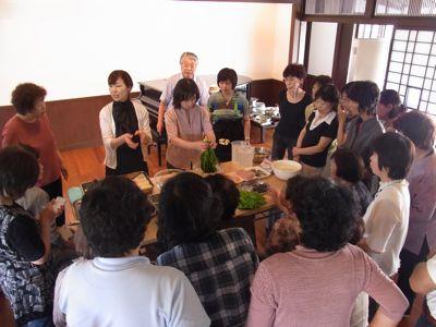 低温スチームの研修会_e0251278_1224599.jpg
