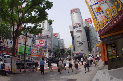 6月28日(木)今日の渋谷109前交差点_b0056983_145286.jpg