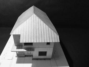 43・木造住宅の改修 「タブノキのある家」の検討模型 その2_c0195909_9202828.jpg