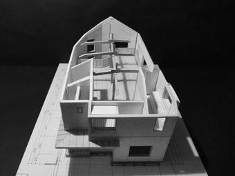 43・木造住宅の改修 「タブノキのある家」の検討模型 その2_c0195909_9204151.jpg