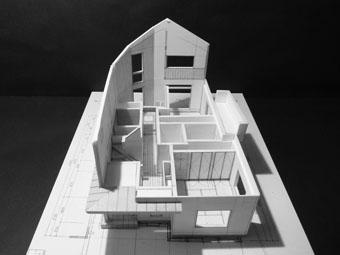 43・木造住宅の改修 「タブノキのある家」の検討模型 その2_c0195909_9205557.jpg