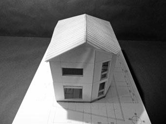 43・木造住宅の改修 「タブノキのある家」の検討模型 その2_c0195909_9211149.jpg