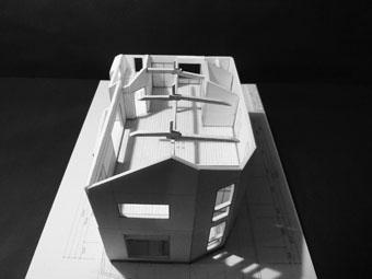 43・木造住宅の改修 「タブノキのある家」の検討模型 その2_c0195909_9212569.jpg