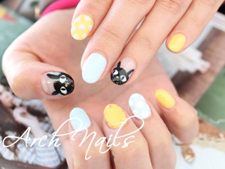 Cat nail _a0117115_23473747.jpg