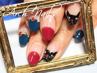 Cat nail _a0117115_2347747.jpg