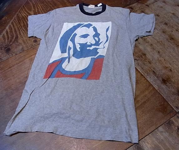 6/30(土)入荷商品! 70'S ZIGZAG TABACCO柄Tシャツ!_c0144020_14514813.jpg