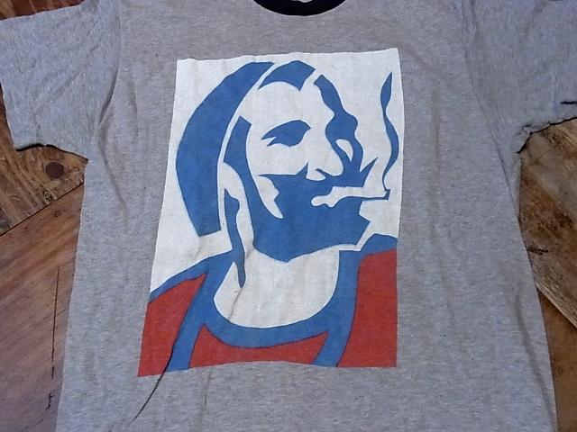6/30(土)入荷商品! 70'S ZIGZAG TABACCO柄Tシャツ!_c0144020_14515131.jpg