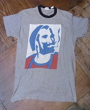 6/30(土)入荷商品! 70'S ZIGZAG TABACCO柄Tシャツ!_c0144020_14515564.jpg