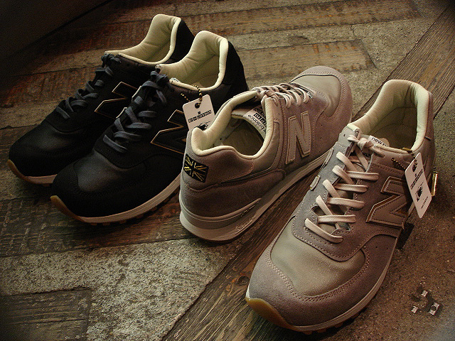 "NEW : new balance [M576] Made in England ""THE ROAD TO LONDON\"" !!_a0132147_2242191.jpg"