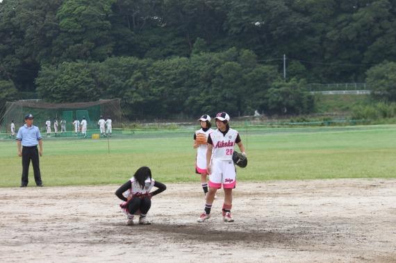 IH予選 神田女学園対愛国②_b0249247_23302325.jpg