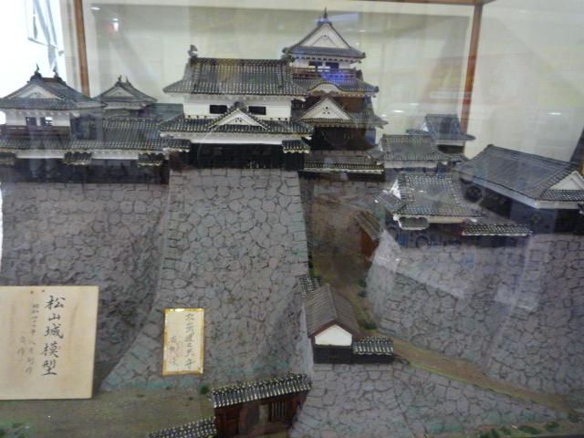 お城の帯に導かれて?松山城へ。_f0181251_1545321.jpg