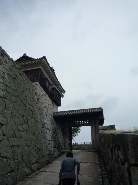 お城の帯に導かれて?松山城へ。_f0181251_15512261.jpg