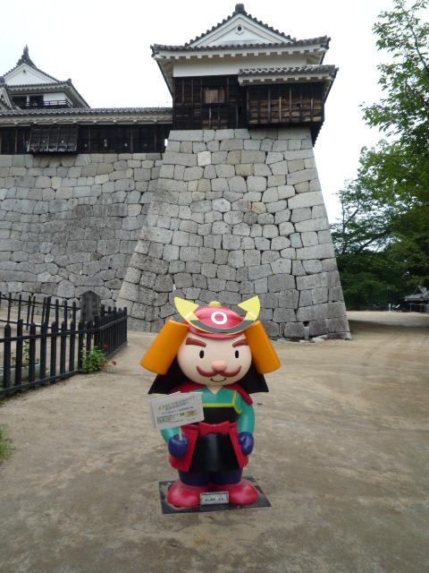お城の帯に導かれて?松山城へ。_f0181251_1604177.jpg