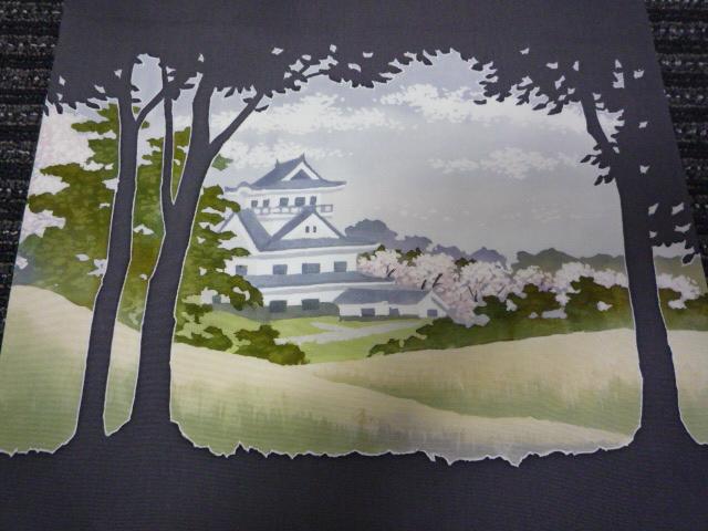 お城の帯に導かれて?松山城へ。_f0181251_16202395.jpg