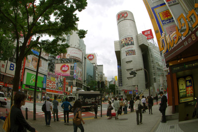 6月29日(金)今日の渋谷109前交差点_b0056983_11541469.jpg