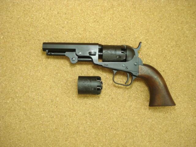 CAW M1849ポケット4インチ 6発ダミーシリンダーセット モデルガン_f0131995_13285193.jpg