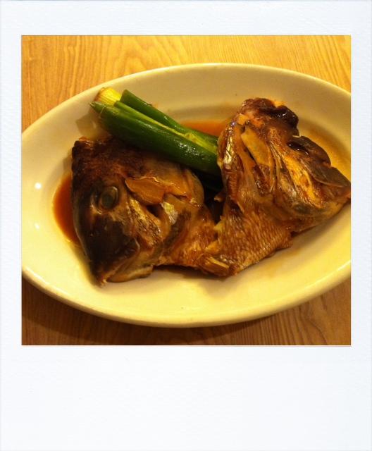 どこまでも魚、SUNSEA \'FISH\' レストラン_f0170995_11364040.jpg