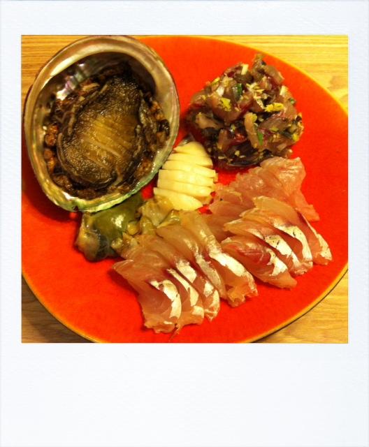 どこまでも魚、SUNSEA \'FISH\' レストラン_f0170995_11381247.jpg