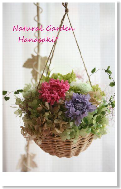 ハンギングバスケットアレンジ_e0105296_2354439.jpg