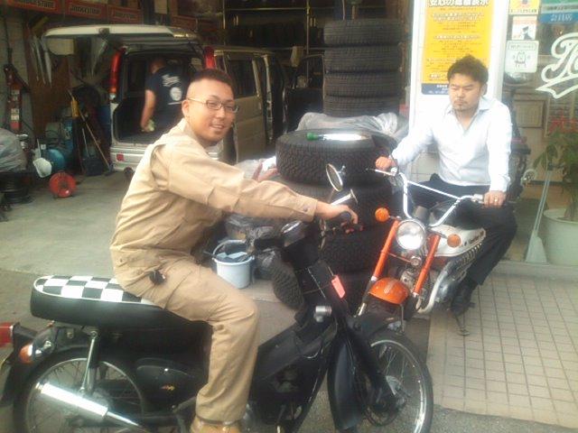 ランクルトミー札幌店(^o^)_b0127002_18524773.jpg