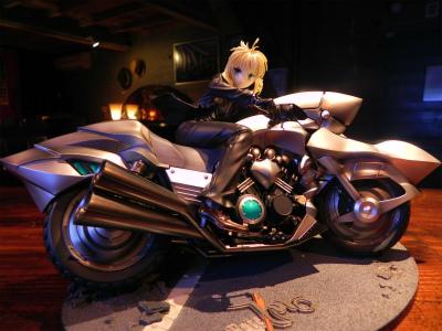 Fate/Zero セイバー&セイバー・モータード・キュイラッシェ_c0057415_12345564.jpg