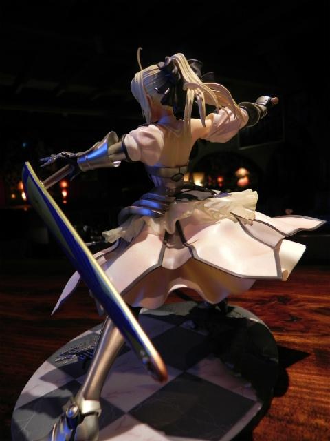 Fate/Zero セイバー&セイバー・モータード・キュイラッシェ_c0057415_12431198.jpg