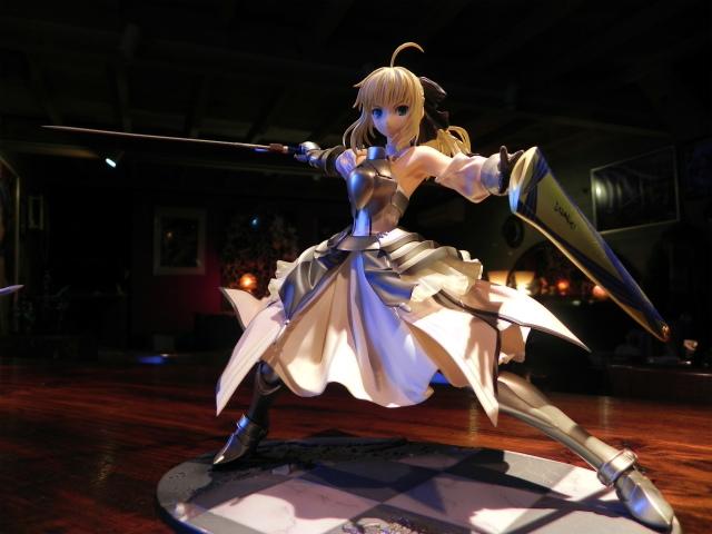 Fate/Zero セイバー&セイバー・モータード・キュイラッシェ_c0057415_12441266.jpg