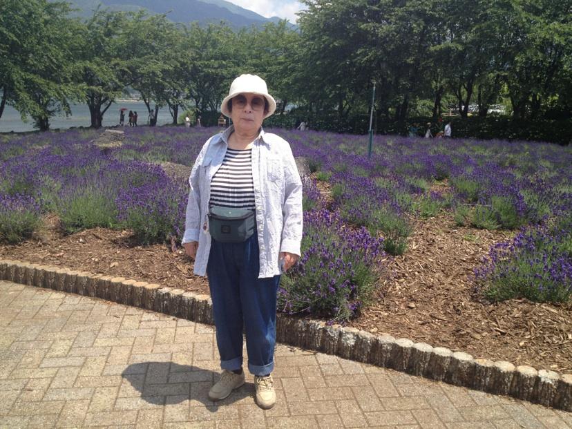 叔母です。_d0161933_1611060.jpg