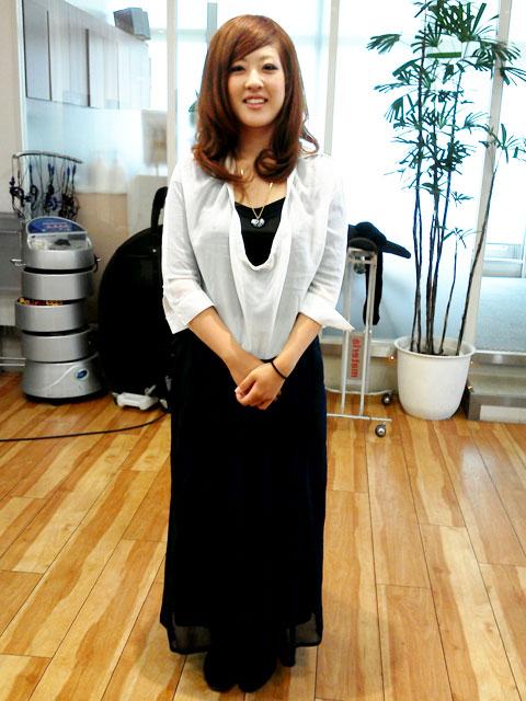 【若江岩田店スタイリスト北村】2012年6月おしゃれNO.1_c0080367_144459100.jpg