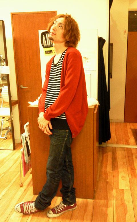 【若江岩田店スタイリスト北村】2012年6月おしゃれNO.1_c0080367_14454567.jpg