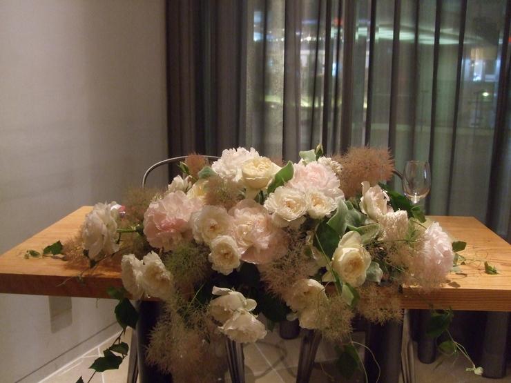 オークリーフ(6月の花嫁)_f0049672_16532556.jpg
