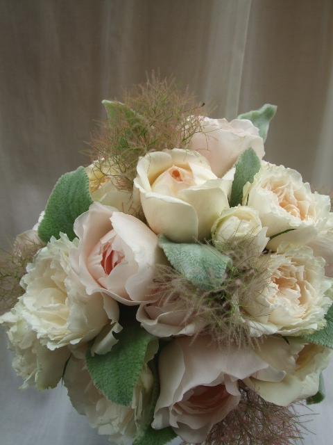 オークリーフ(6月の花嫁)_f0049672_1657824.jpg