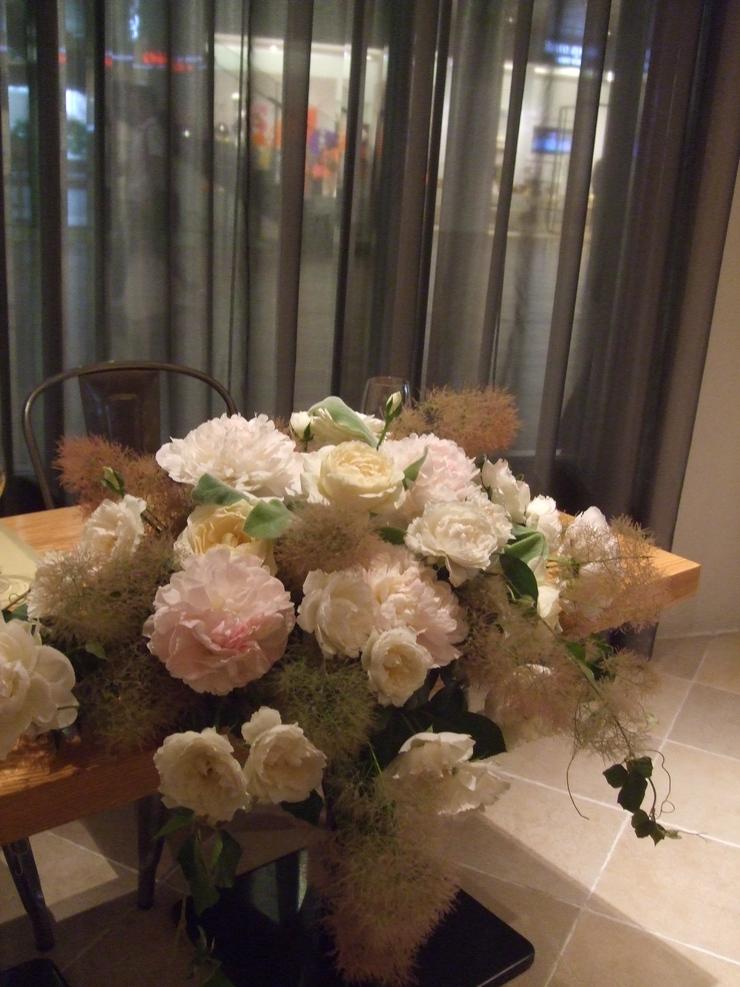 オークリーフ(6月の花嫁)_f0049672_1703740.jpg