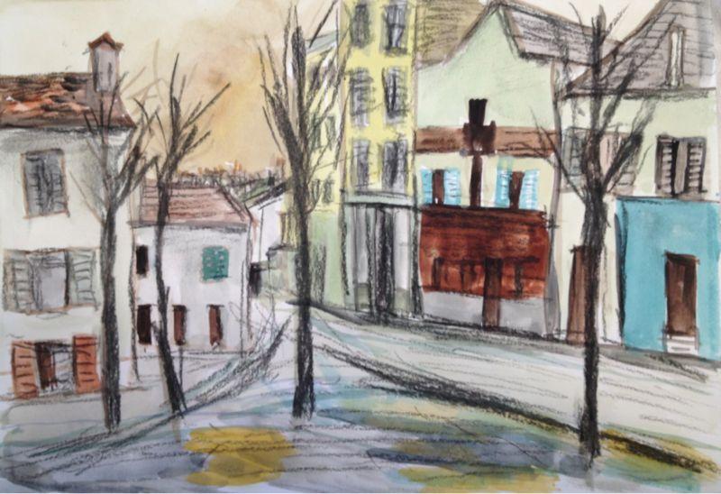 パリの街角_e0233674_1032366.jpg